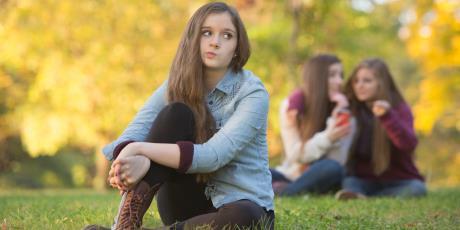 ragazza adolescente incontri