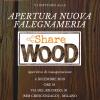 4 dicembre. Inaugurazione di Share Wood, la nuova falegnameria di Arimo