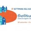 28 settembre - 6 ottobre. Trentino Alto Adige. La Quinta Settimana dell'Accoglienza