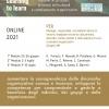 Learning to Learn – LTL Dinamiche gruppali, processi istituzionali e cambiamento organizzativo. Percorso di formazione online. 25-26 giugno | 2-3 luglio | 9-10 luglio